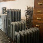 nieuwe rococo radiator