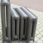 nieuwe rococo radiator 66 hoog 76 hoog