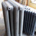 nieuwe rococo radiator 96 hoog 2 pijp