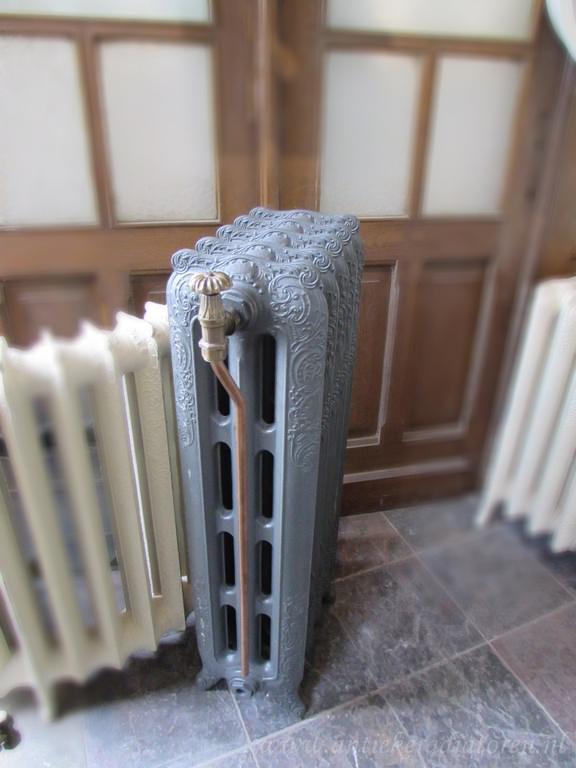 nieuwe rococo radiator 96 hoog 25 diep