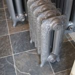 rococo radiator 51 hoog