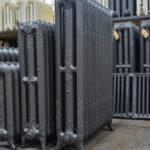 oude bewerkte radiator 12 a