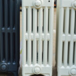 spijl radiator 135