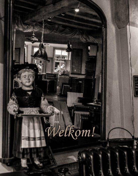 Welkom bij Het oude huis!